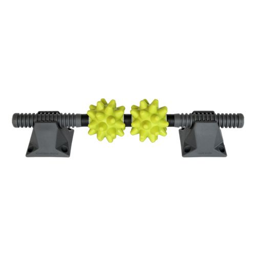 RumbleRoller Beastie Bar and Stands Injury Recovery - Grey/Green