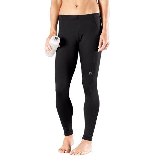 Womens Hot Pants Tight - Black XS