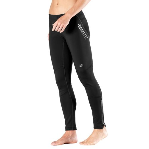 Womens RRS Second Wind-Front Tight - Black S