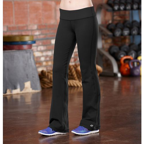 Womens R-Gear Run, Walk, Play Full Length Pants - Black SS