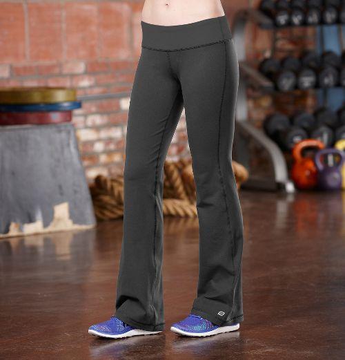 Womens R-Gear Run, Walk, Play Full Length Pants - Black XS-S