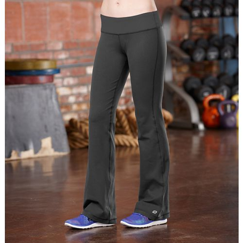 Womens R-Gear Run, Walk, Play Full Length Pants - Charcoal S