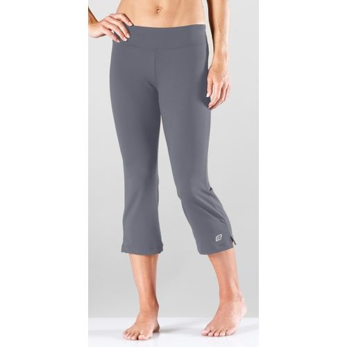 Womens R-Gear Run, Walk, Play Capri Pants - Grey M