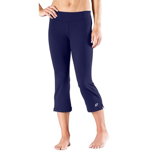 Womens R-Gear Run, Walk, Play Capri Pants - Midnight Blue S