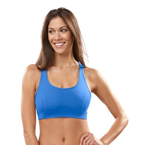 Womens R-Gear Rock Steady T-Back Sports Bra - Peri 34B