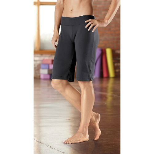 Womens R-Gear Run, Walk, Play Knee Unlined Shorts - Charcoal XS