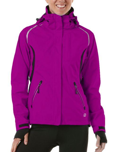 Womens R-Gear Best Defense GORE-TEX Outerwear Jackets - Purple Shock/Black XS