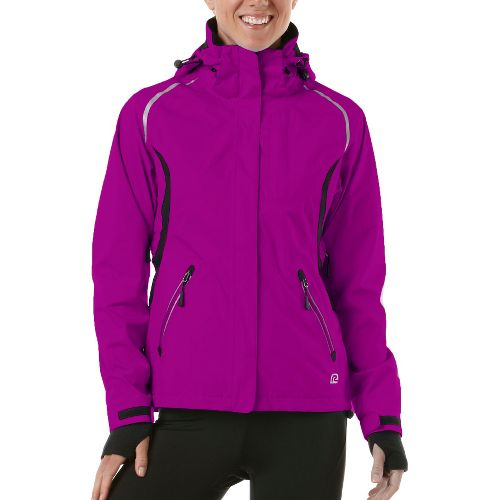 Womens R-Gear Best Defense GORE-TEX Outerwear Jackets - Purple Shock/Black XL
