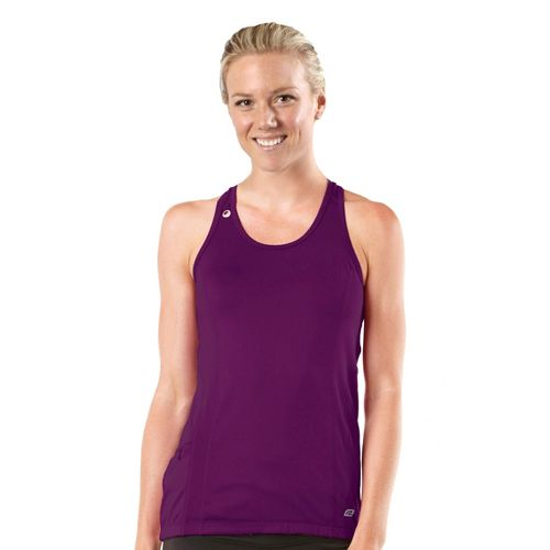 Womens R-Gear Runner's High Singlet Technical Tops - Plum Crazy XL