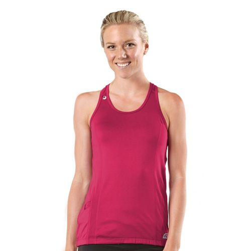 Womens R-Gear Runner's High Singlet Technical Tops - Passion Punch M