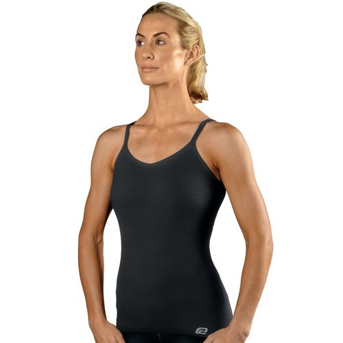 Womens R-Gear Undercover Seamless Cami Inner Bras - Black M