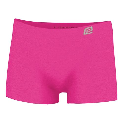 Womens R-Gear Undercover Seamless Boy Short Underwear Bottoms - Passion Punch M