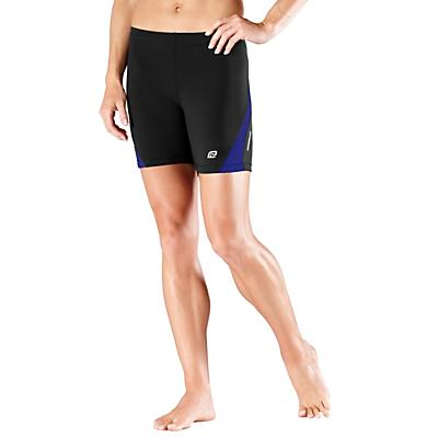 """Womens R-Gear Pulse Racing 6"""" Compression Fitted Shorts"""
