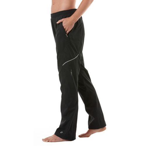 Womens Road Runner Sports Best Defense GORE-TEX Cold weather Pants - Black M