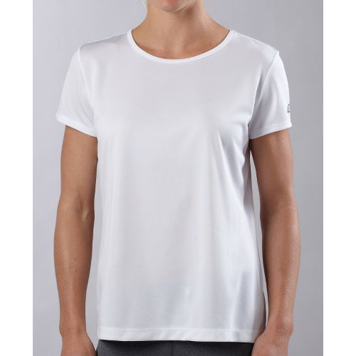 Womens ROAD RUNNER SPORTS Event Tee Short Sleeve Technical Tops - White L