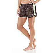 "Womens R-Gear Leader of the Track Printed 3"" Lined Shorts"