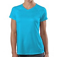 Womens Road Runner Sports Runners High Printed Short Sleeve Technical Tops