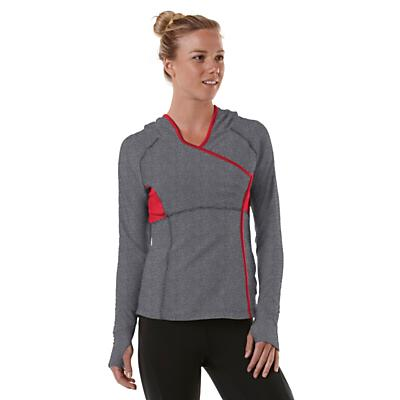 Womens R-Gear That's a Wrap Hoodie Long Sleeve No Zip Technical Tops