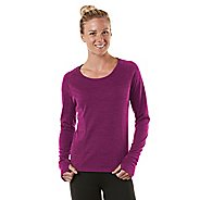 Womens R-Gear Total Softy Wool Long Sleeve No Zip Technical Tops