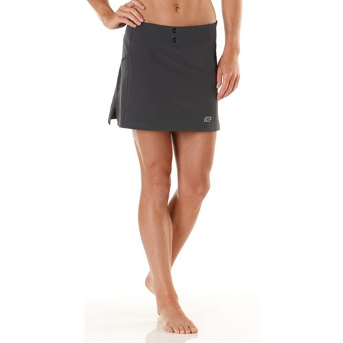 Womens R-Gear Hike it Up Skirt Fitness Skirts - Charcoal XL