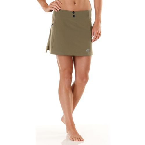 Womens R-Gear Hike it Up Skirt Fitness Skirts - Soft Sand L