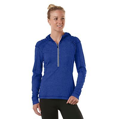 Womens R-Gear Fly Girl Half-Zip Hoodie Long Sleeve 1/2 Zip Technical Tops