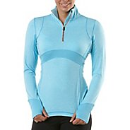 Womens R-Gear Work It Long Sleeve 1/2 Zip Technical Tops