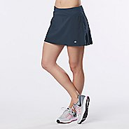 Womens R-Gear School 'Em Skort Fitness Skirts - Storm Blue M
