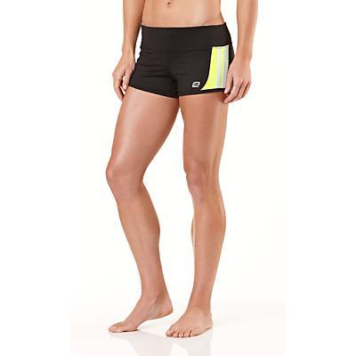 Womens R-Gear Runnin' Hot Fitted Shorts
