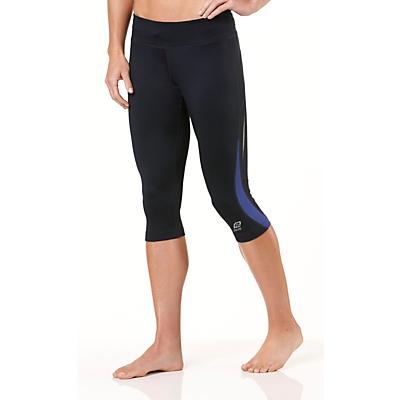 Womens R-Gear Silver Lining Compression Knicker Capri Pants