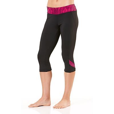 """Womens R-Gear Lace Pace Compression 19"""" Capri Pants"""