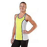 Womens R-Gear Finish Line Fast Singlet Technical Tops
