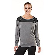 Womens R-Gear One Track Mind Long Sleeve No Zip Technical Tops