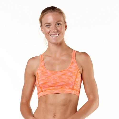 Womens R-Gear Your True Colors Sports Bra - Just Peachy S