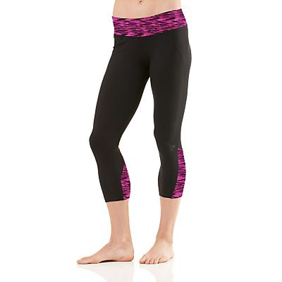 Womens R-Gear Fly In Color Tight Capri Pants