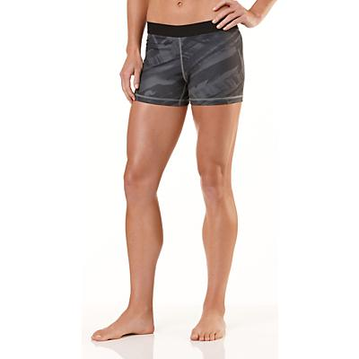"""Womens ROAD RUNNER SPORTS Tight Race Compression 3"""" Fitted Shorts"""