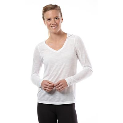 Womens Road Runner Sports Go With The Flow Hoodie Long Sleeve No Zip Technical Tops