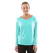 Womens ROAD RUNNER SPORTS Your Fine Print Long Sleeve No Zip Technical Tops