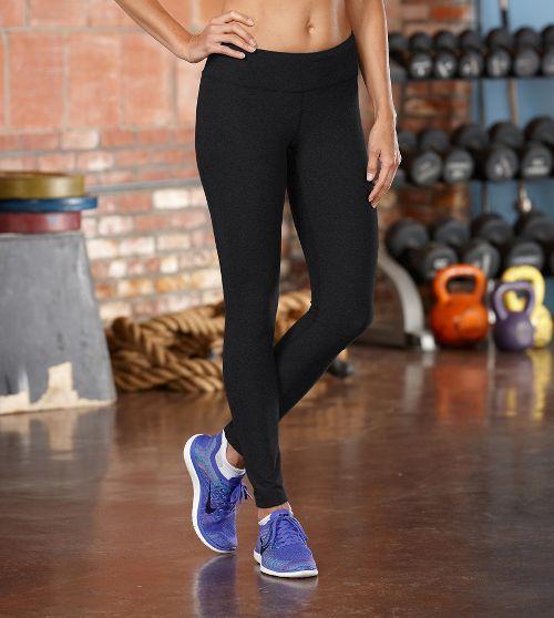 Womens R-Gear Leg Up Legging Full Length Pants - Black XS