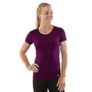 Womens ROAD RUNNER SPORTS Runner's High Short Sleeve Technical Tops