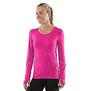 Womens ROAD RUNNER SPORTS Runner's High Long Sleeve No Zip Technical Tops