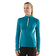 Womens R-Gear On The Run Long Sleeve 1/2 Zip Technical Tops