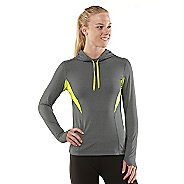 Womens R-Gear On The Run Hoodie Long Sleeve No Zip Technical Tops