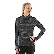 Womens R-Gear On The Run Printed Hoodie Long Sleeve No Zip Technical Tops