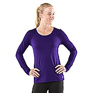 Womens R-Gear Amaze In Lace Long Sleeve No Zip Technical Tops
