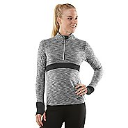 Womens R-Gear Set The Tone Half-Zip Long Sleeve 1/2 Zip Technical Tops