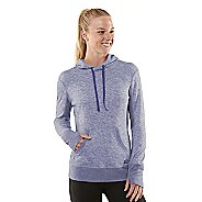 Womens R-Gear Just Blend In Wool Hoodie Long Sleeve No Zip Technical Tops