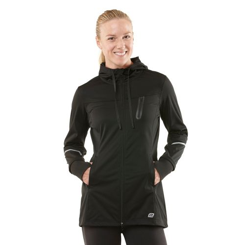 Womens R-Gear Peak Performance Outerwear Jackets - Black XL