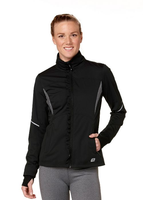 Womens R-Gear Blown Away Outerwear Jackets - Black XS