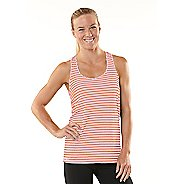 Womens ROAD RUNNER SPORTS Earn Your Stripes Tank Singlets Technical Tops